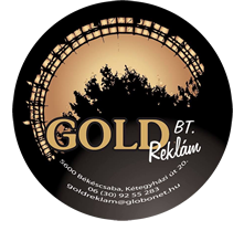 Gold-Reklám Bt. | goldreklambt.hu